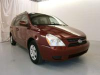 Options Included: Front Wheel Drive2007 KIA SEDONA WITH