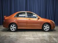 One Owner Sedan with Automatic Transmission!  Options: