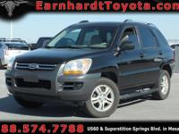 We are happy to offer you this 1-OWNER 2007 KIA