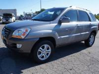 2007 Kia Sportage Sport Utility LX Our Location is: