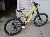 For sale - 2007 Kona Stinky - Specs are as follows