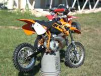 2007 KTM 50Sx + many extra parts  Location: Hanover, PA