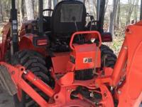 2007 Kubota B26 TLB in excellent condition. The unit