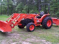 Description Make: Kubota Year: 2007 2007 Kubota L5740