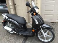 2007 Kymco S200 in good condition 5600 miles runs well