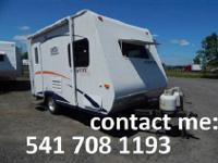 Check out this super light and economical camper! Its