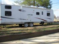 2007 KZ Jag 33.5 foot Travel Trailer Travel Trailers