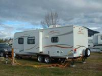 2007 KZ Spree 240RBS Travel Trailer 24 feet bumper pull