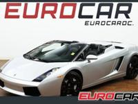 FEATURED: 2007 GALLARDO SPIDER E.GEAR TRANSMISSION