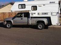 2007 Lance Camper 845 & & 2004 GMC Sierra 2500 HD.