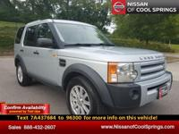 LIVE VIDEO LINK!   ...This 2007 Land Rover is a Local