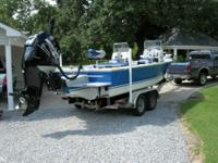 - Stock #47272 - Custom LeBlanc Boat Works 22 Semi-V