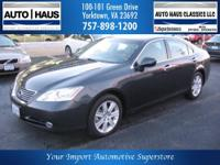 2007 Lexus ES 350 4dr Car Our Location is: Auto Haus -