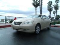 Super Clean Lexus ES 350! Leather is immaculate, runs