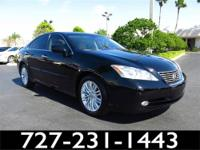2007 Lexus ES 350 Our Location is: Lexus Of Clearwater