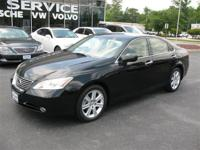 This Lexus ES 350 looks, runs, and drives great! Clean