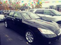 Options:  2007 Lexus Es 350 Base|4Dr Sedan|Only 500