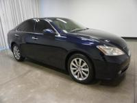 2007 Lexus ES Blue 350 6-Speed Automatic Electronic FWD
