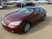 We are excited to offer this 2007 Lexus ES 350. Only