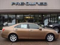 CARFAX One-Owner. Cashmere w/Perforated Leather Seat