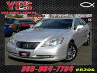 Options:  2007 Lexus Es 350 Base|**Internet Price**