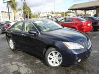 Options:  2007 Lexus Es 350 Base 4Dr Sedan|Blue|2-Stage