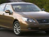 2007 Lexus ES 350 in Smoky Granite Mica, **LEATHER**,