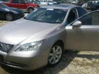 Options:  2007 Lexus Es 350 Base 4Dr