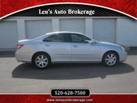 Options:  2007 Lexus Es 350 Beautiful Lexus Es350 With