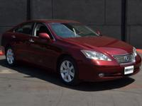 This 2007 Lexus ES 350 4dr 4dr Sedan features a 3.5L V6