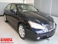 ES 350 trim. Excellent Condition. WAS $19,991, FUEL