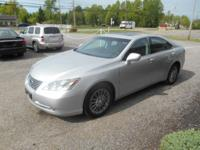 2007 Lexus ES 350 Sedan V-6 Engine Automatic