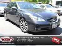 Clean One Owner Carfax w / 107K miles. Your 2007 ES350