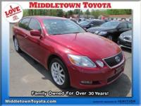 2007 LEXUS GS 350 4dr Car Our Location is: Middletown