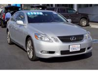 Options:  2007 Lexus Gs 350 Base|4Dr Sedan|Recent