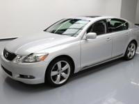 This awesome 2007 Lexus GS comes loaded with the