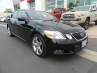 This 2007 Lexus GS 350 4dr Sdn RWD will sell fast