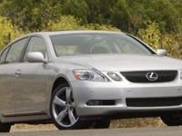 2007 Lexus GS 350. Preferred Accessory Package (Cargo