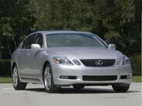 Flatirons Imports is offering this 2007 Lexus GS 350,