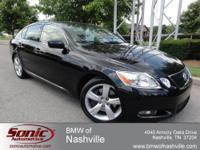 This is a very nice, clean, loaded 2007 Lexus GS350 in