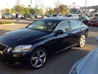 2007 LEXUS GS 350, LOCAL CAR, SUPER 1 OWNER, Our