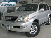 2007 Silver Lexus GX470 Denver/Aurora. The PINNACLE OF