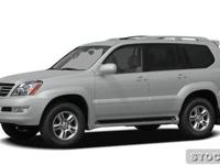 2007 GX460 IN GREAT CONDITION. EQUIPPED WITH NAVIGATION