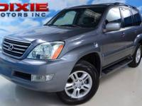 THANK YOU FOR LOOKING AT OUR 2007 LEXUS GX470. THIS