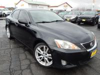 Options:  2007 Lexus Is 250 Base|We Offer Financing For