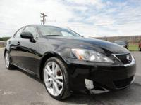 2007 Lexus IS 250 Sedan 4DR SDN SPT AT Our Location is: