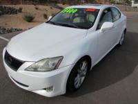 This 2007 Lexus IS 250. with its many features and