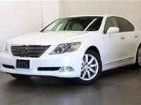 2007 Lexus LS 460 4dr Sdn Sedan Condition:Used Clear