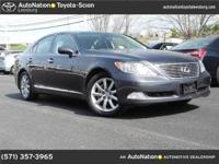 2007 Lexus LS 460 Our Location is: AutoNation Toyota