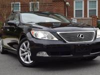 This Lexus LS 460 is ready to roll today and is the